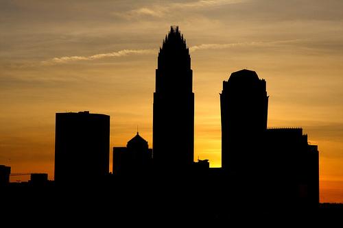 charlotte-skyline-dusk
